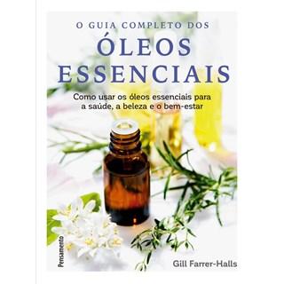 Livro - O Guia Completo dos Óleos Essenciais - Halls
