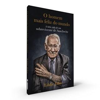 Livro O Homem Mais Feliz do Mundo - Jaku - Intrínseca