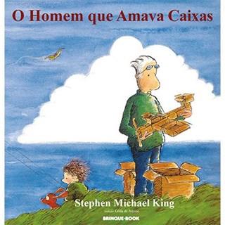 Livro - O Homem Que Amava Caixas - King