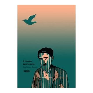 Livro - O Homem sem Talento - Tsuge 1º edição