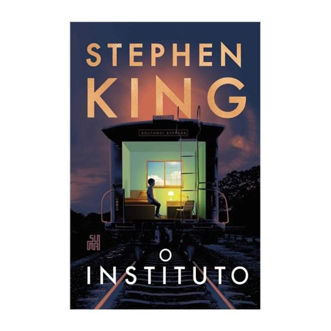 Livro - O Instituto - Stephen King