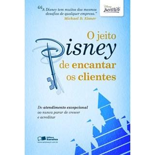 Livro - O Jeito Disney de Encantar os Clientes - Eisner
