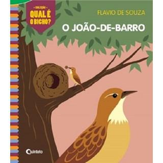 Livro - O João De Barro - FTD