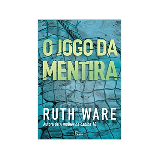 Livro - O Jogo da Mentira - Ware - Rocco