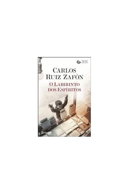 Livro - O labirinto dos espíritos - Zafón