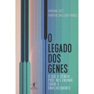 Livro O Legado dos Genes - Zatz - Objetiva