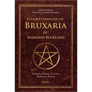 Livro - O Livro Completo da Bruxaria de Raymond Buckland