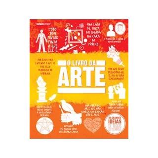 Livro - O livro da arte - Vários 1º edição