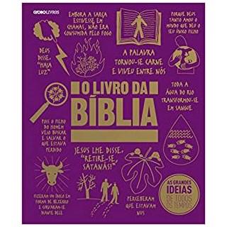 Livro - O Livro da Bíblia - Vários