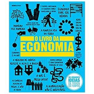 Livro - O Livro Da Economia -Vários