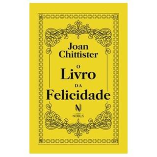 Livro - O Livro da felicidade - Chittister 1º edição