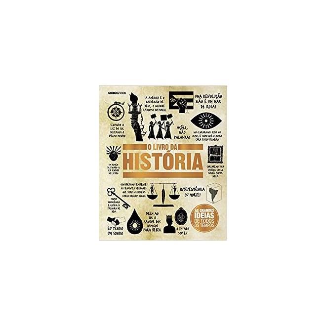 Livro - O Livro da História - Vários