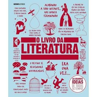 Livro - O Livro Da Literatura - Compacto - Globo