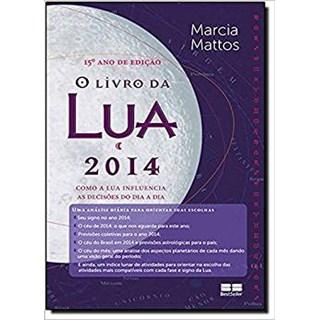 Livro - O Livro da Lua 2014 - Mattos