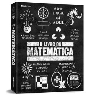 Livro O Livro da Matemática - Globo