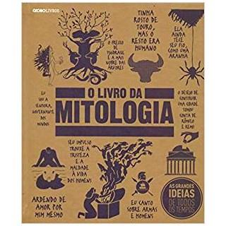 Livro - O Livro da Mitologia - Vários
