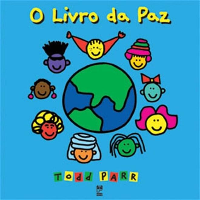 Livro - O Livro da Paz - Parr - Panda Books