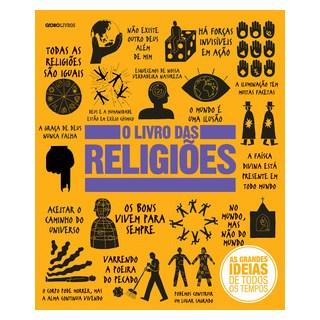 Livro - O livro das religiões - Várias - Globo