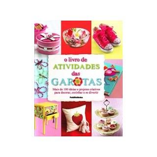 Livro - O Livro De Atividades Das Garotas