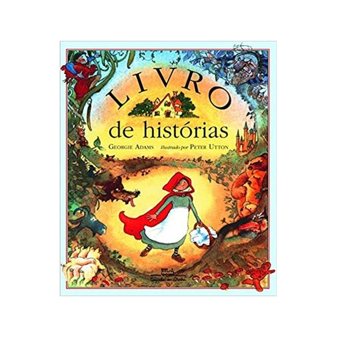 Livro  - O Livro de Histórias - Adams