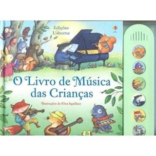 Livro - O Livro de Música das Crianças - Watt