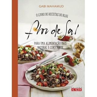 Livro - O Livro de Receitas do Blog Fm de Sal - Mahamud