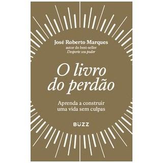 Livro - O livro do perdão - Marques 1º edição