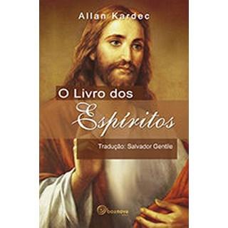 Livro O Livro Dos Espiritos - Allan Kardec - Boa Nova