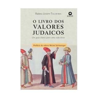 Livro - O Livro dos Valores Judaicos - Telushkin