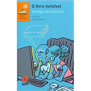 Livro - O Livro Invisível - García-Clairac