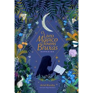 Livro O Livro Mágico para Jovens Bruxas - Kusby - Darkside