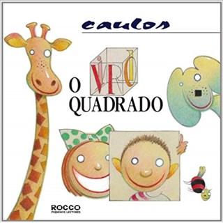 Livro - O Livro Quadrado - Rocco