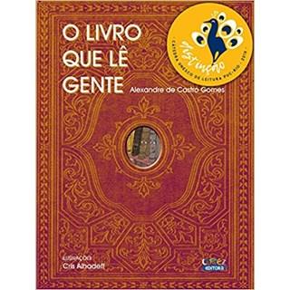 Livro - O Livro que Lê Gente - Gomes