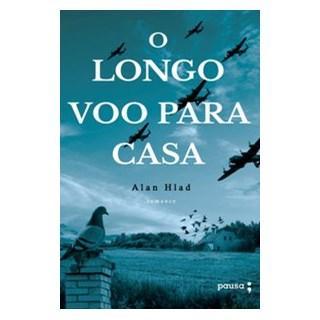 Livro - O longo voo para casa - Hlad 1º edição
