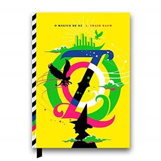 Livro O Mágico de Oz - Baum - Darkside