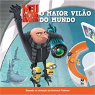Livro - O Maior Vilão do Mundo - Pictures - Panda Books