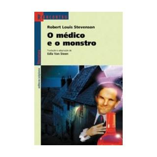 Livro - O Médico E O Monstro - Coleção Reencontro Literatura -  Stevenson