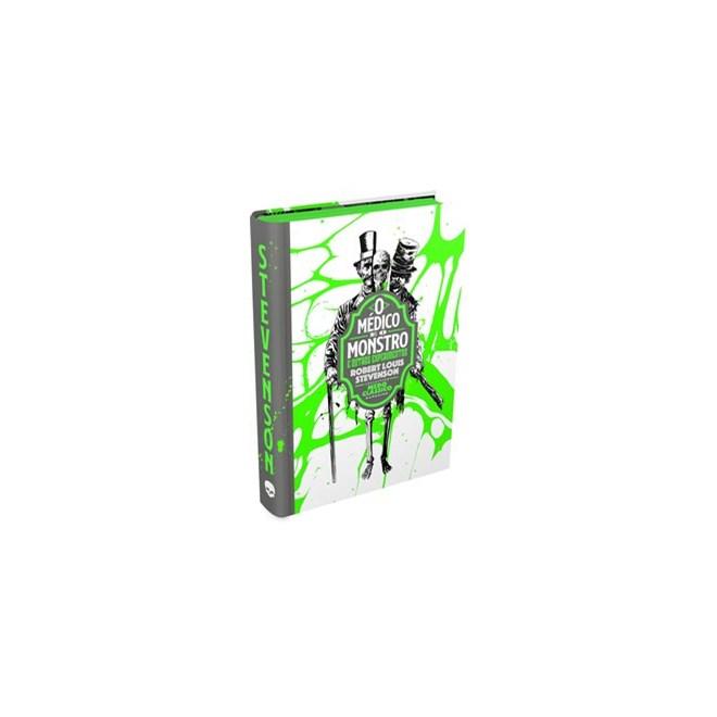Livro - O Médico e o Monstro e Outros Experimentos - Stevenson 1º edição