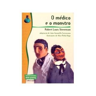 Livro - O Médico e o Monstro -  Stevenson