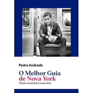 Livro - O Melhor Guia de Nova York - Andrade