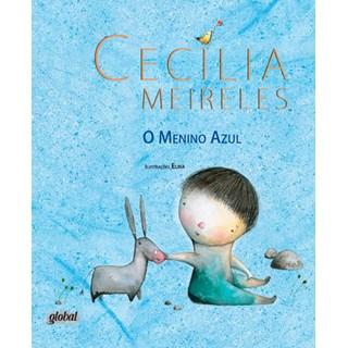 Livro - O Menino Azul - Cecília Meireles