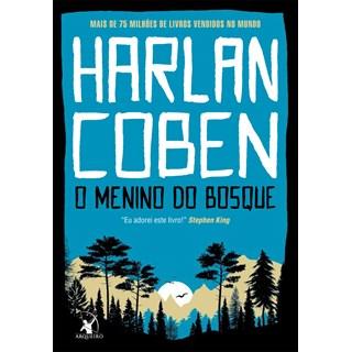 Livro O Menino do Bosque - Coben - Arqueiro