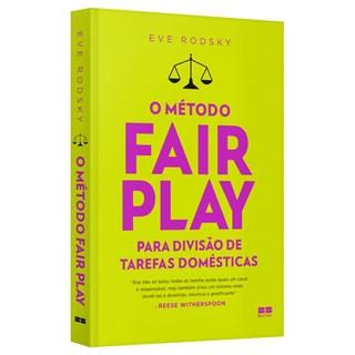 Livro - O Método Fair Play Para Divisão de Tarefas Domésticas - Rodsky