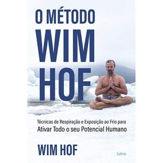 Livro O Método Wim Hof - Cultrix