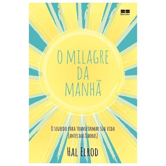 Livro - O Milagre da Manhã - Elrod
