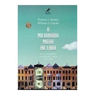 Livro - O Milionário Mora Ao Lado  - Stanley