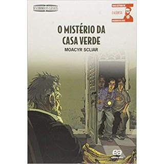 Livro - O Mistério da Casa Verde - Moacyr Scliar - Ática