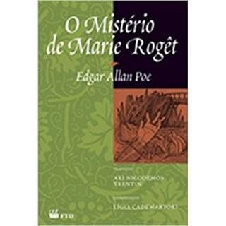 Livro - O Mistério De Marie Rogêt - Edgar Allan Poe - FTD