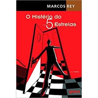 Livro - O Mistério do 5 Estrelas - Rey - Global