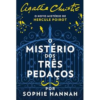 Livro O Mistério Dos Três Pedaços - Christie - Hapercollins